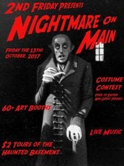 Friday Night Out: Nightmare on Main