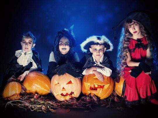 Halloween Spooktacular y Car Show