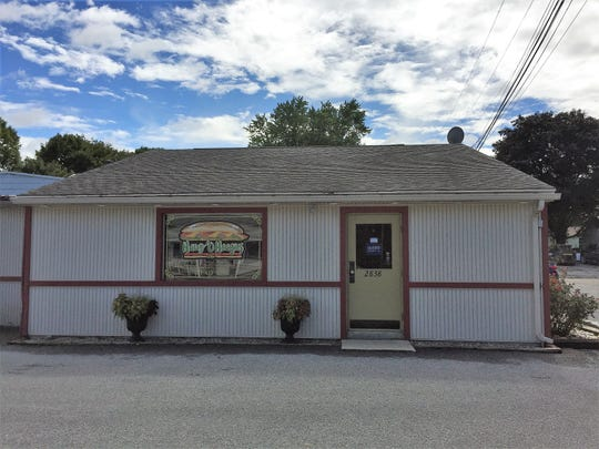 Hauz O'Hoagies is located in Campbelltown along Horseshoe Pike, or Route 322.