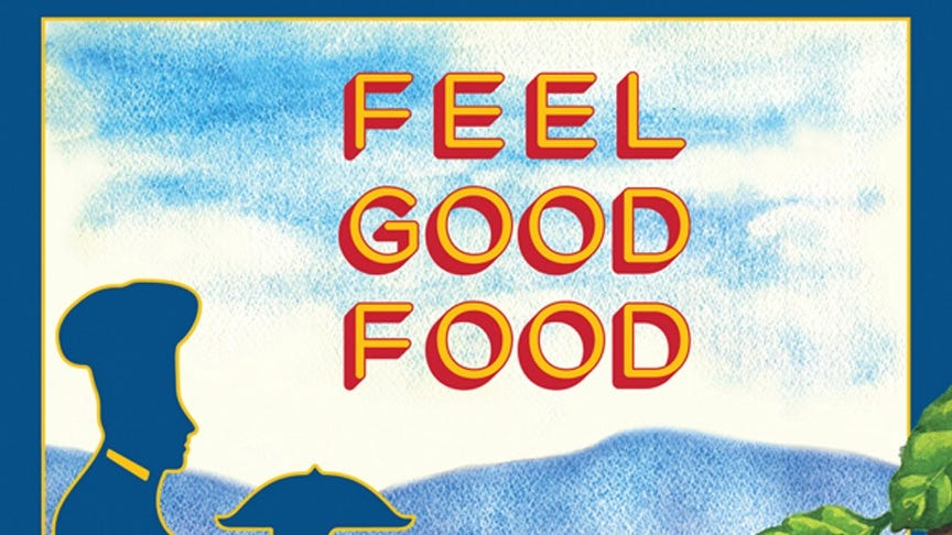 'Feel Good Food' celebrates couple's love of food, hospitality, Hudson Valley