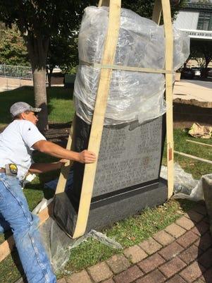 cpo-Memorial Moved