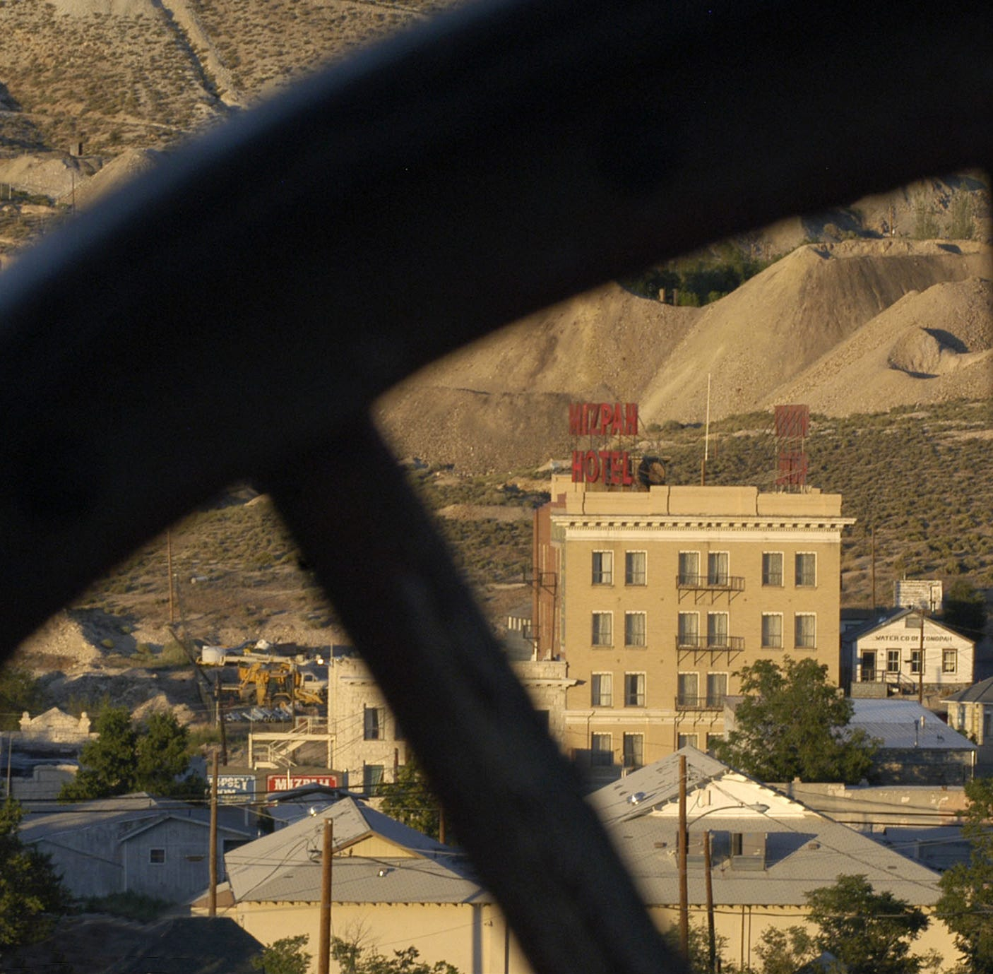 Mizpah Hotel in Tonopah is the 'most haunted' in America