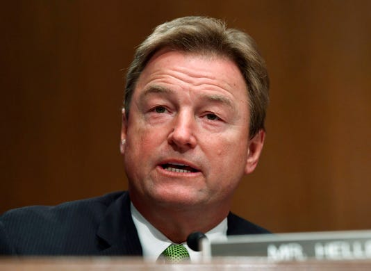 Senate Candidates Stake Out A Range Of Positions On >> Republican Senator Dean Heller Faces Tough Reelection Bid