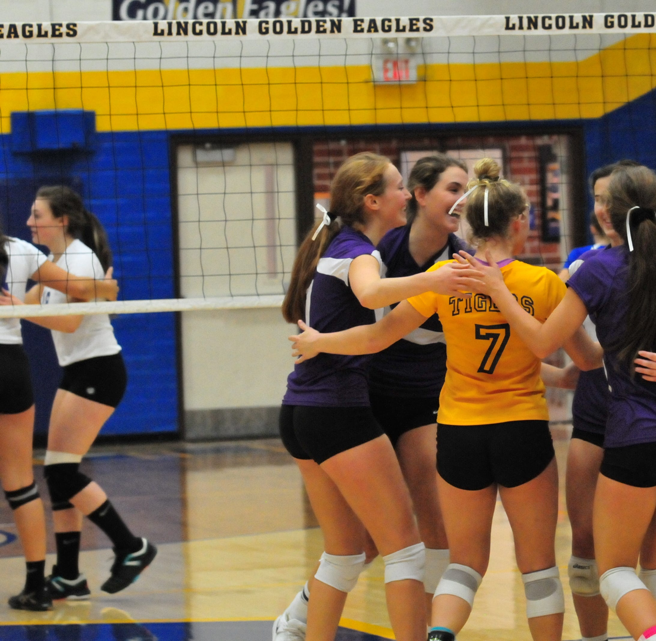 Hagerstown makes 3rd straight trip to volleyball regional