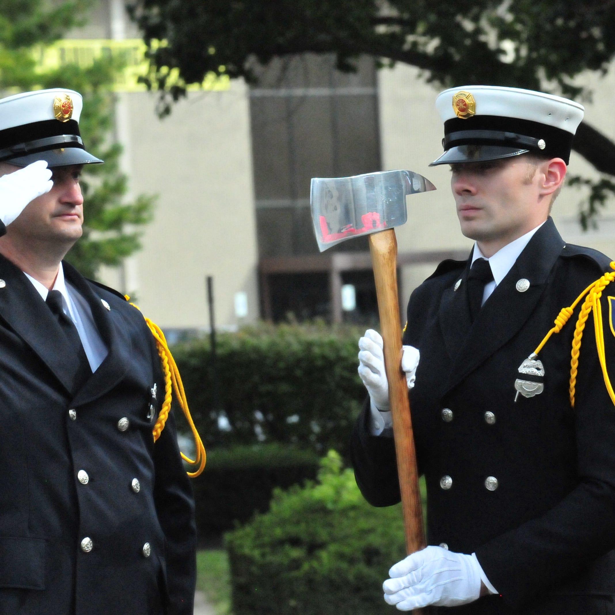 RFD memorial service recognizes mental, emotional toll on responders