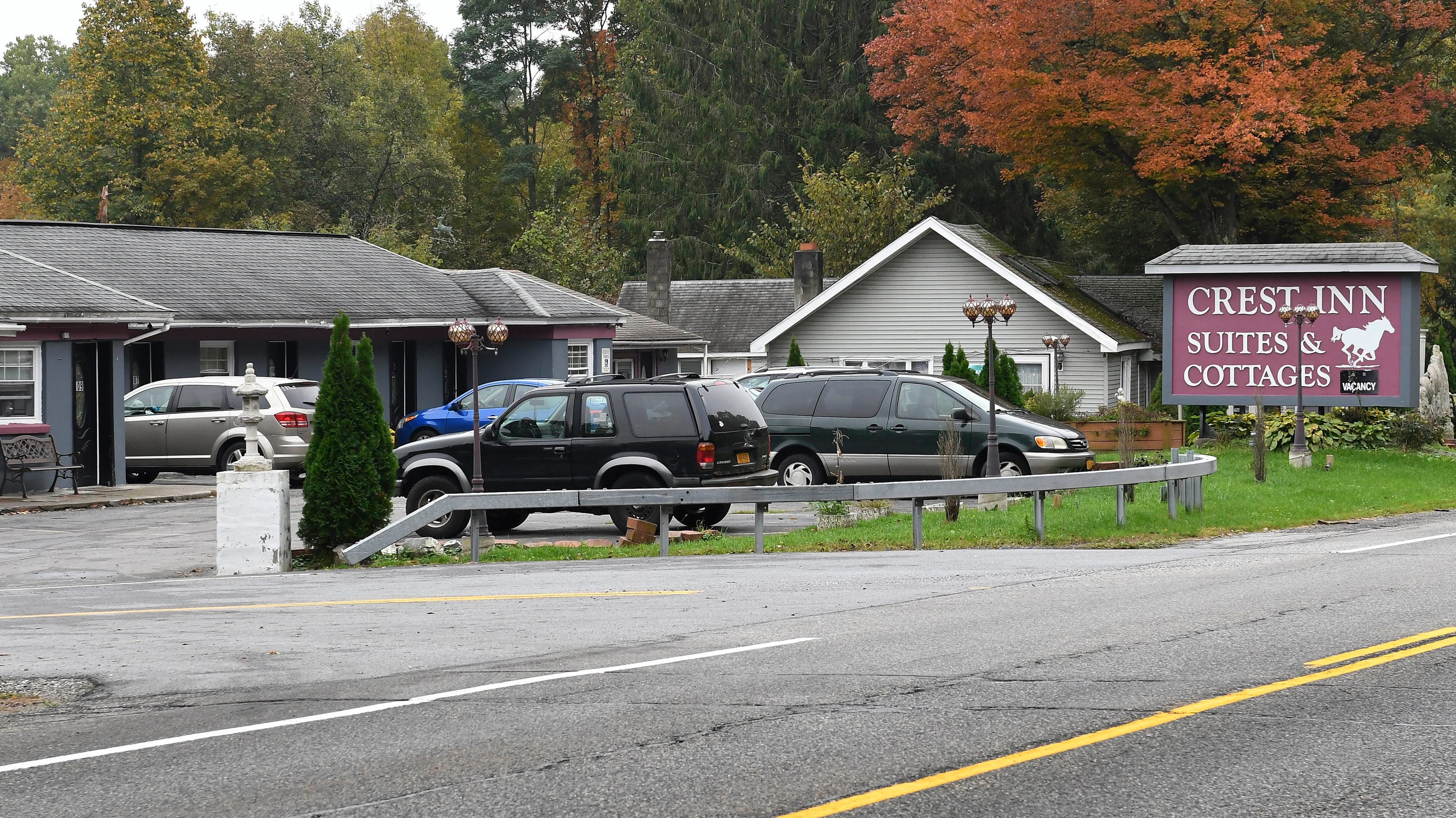 Limo crash: Suspicious death investigated at hotel owned by Hussain