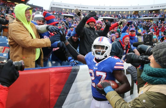 It's good to be Tre White. The Bills second-year cornerback and fan favorite was an impact rookie, and he's off to another good start in 2018. He faces Houston and top receiver De'Andre Hopkins on Sunday.