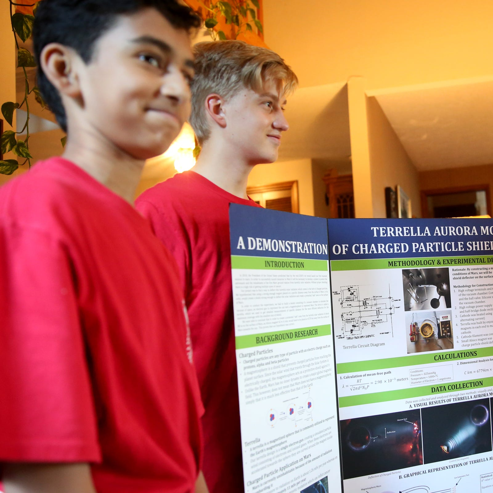 PHOTOS: Salem-Keizer middle schoolers prepare for national science competition