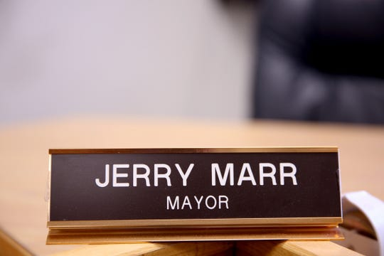 Jerry Marr, 85, has served two terms as mayor of Gates, but missed the deadline to register for a third run. He had hoped someone else would run for mayor, but says he would serve a third term if he won as a write-in candidate. Photographed in Gates on Friday, Oct. 12, 2018.