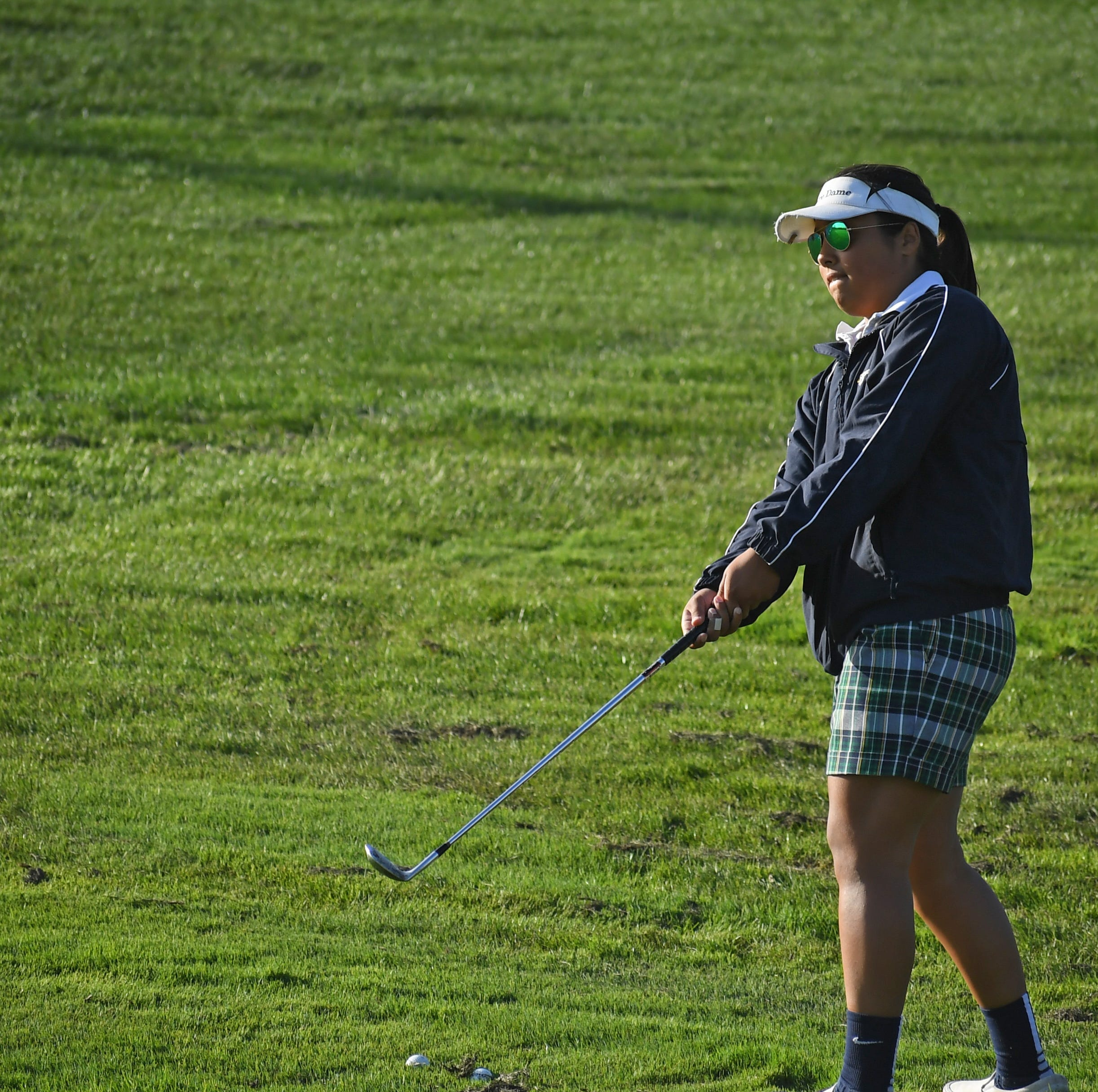How Notre Dame's golf team went from zero to par