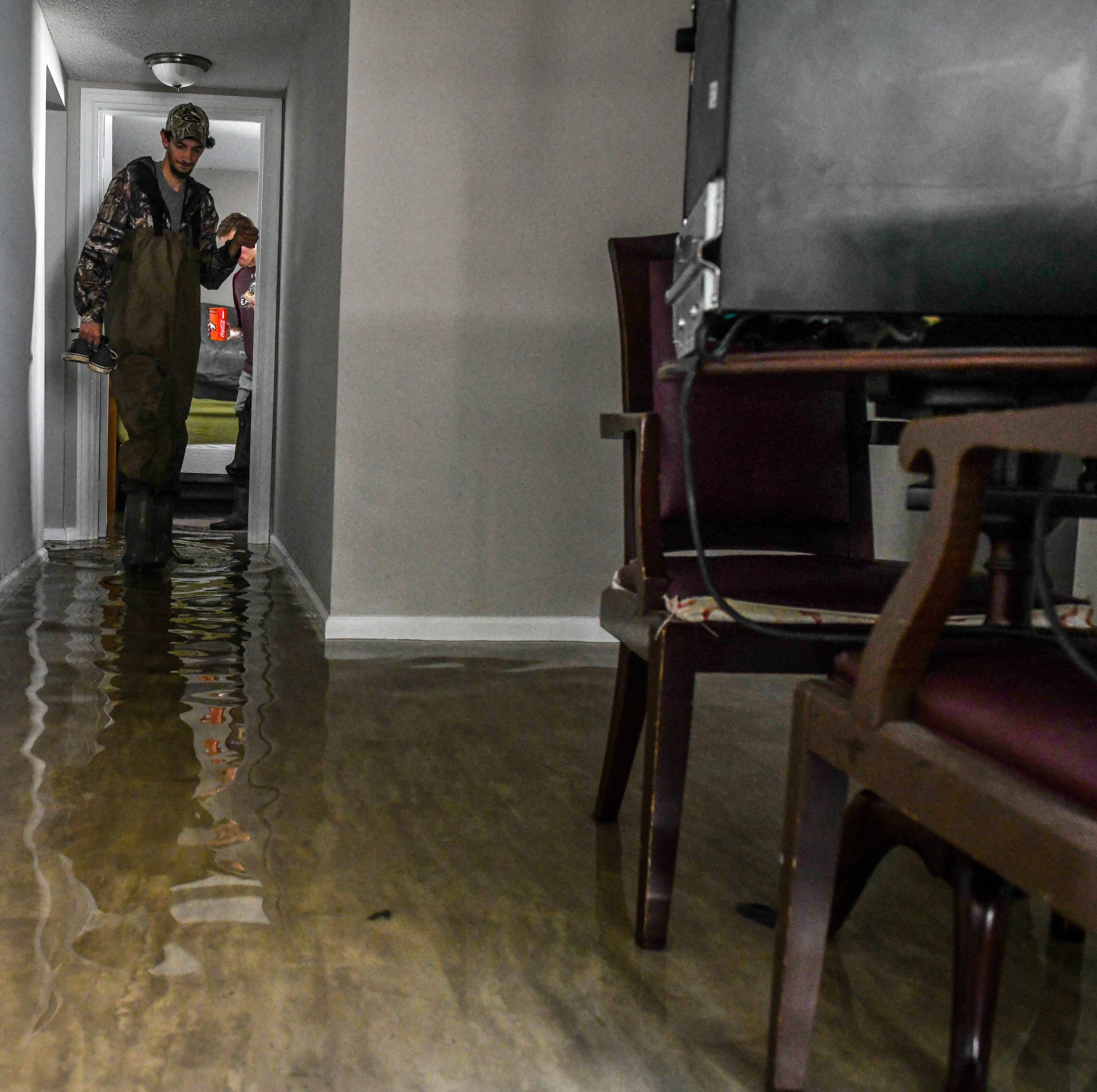 Flooding after Michael: 'I'm all kinds of stuck'