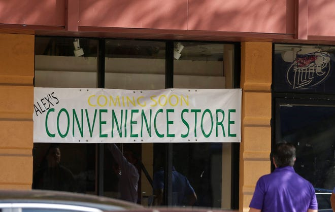 Alex's Convenience Store will be opening late November. The new store is located on the corner of 8th Street and Center Ave.  below the Econo Lodge Hotel and will feature fresh produce as well as traditional Indian street food