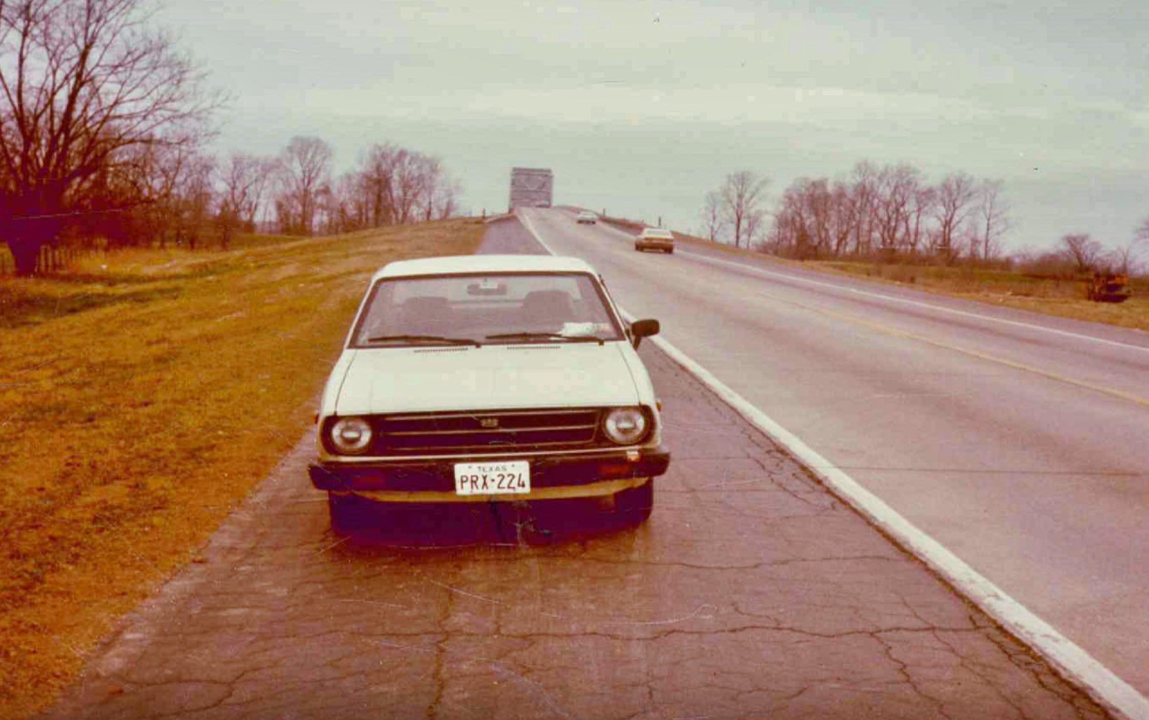 Arrilla Vaul's car was found abandoned in Bossier City, near the Jimmie Davis Bridge.