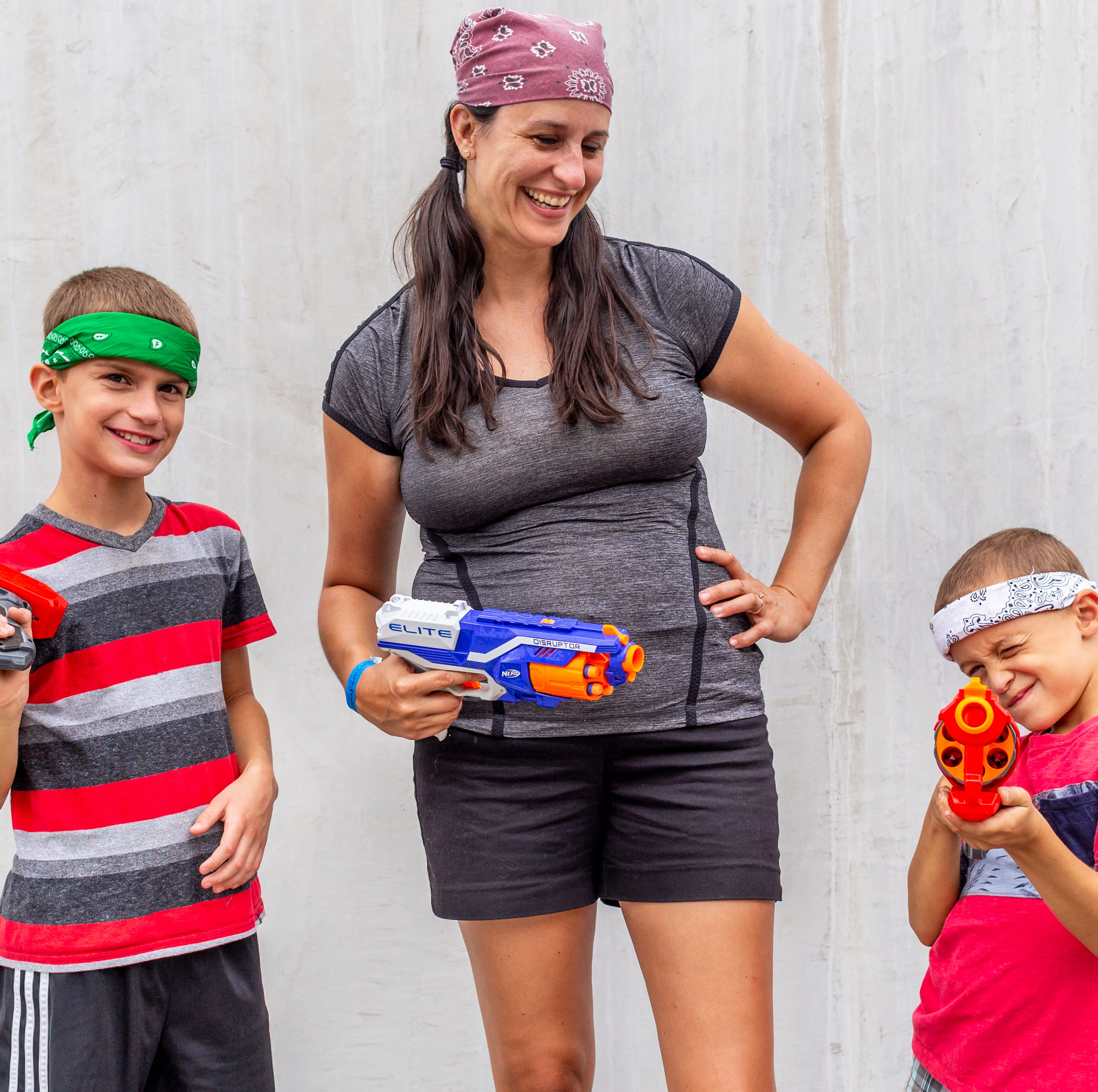 This one's for the boy moms: Park Board offering first-ever mother-son Nerf Wars