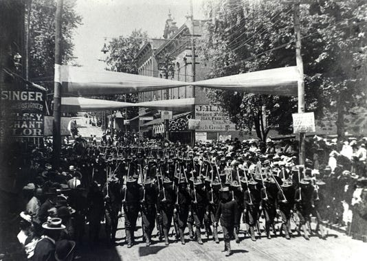 Staunton Rifles