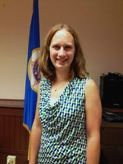 Megan Kiffmeyer, incumbent on the Kimball City Council, is running for re-election this year.