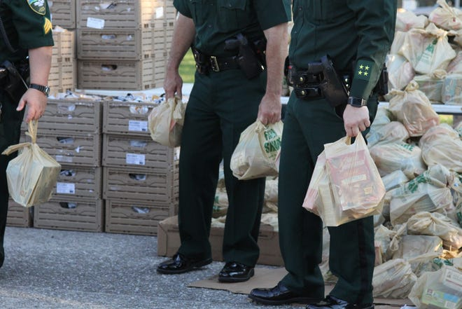 Farm Share is assisting with major food distributions in Wakulla and Gadsden counties.
