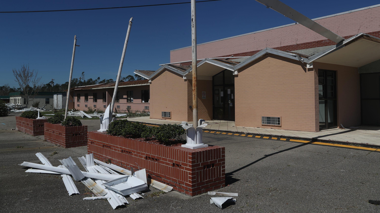 Post Hurricane Michael: Calhoun County to receive federal