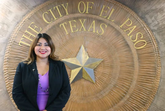 District 3 city Rep. Cassandra Hernandez