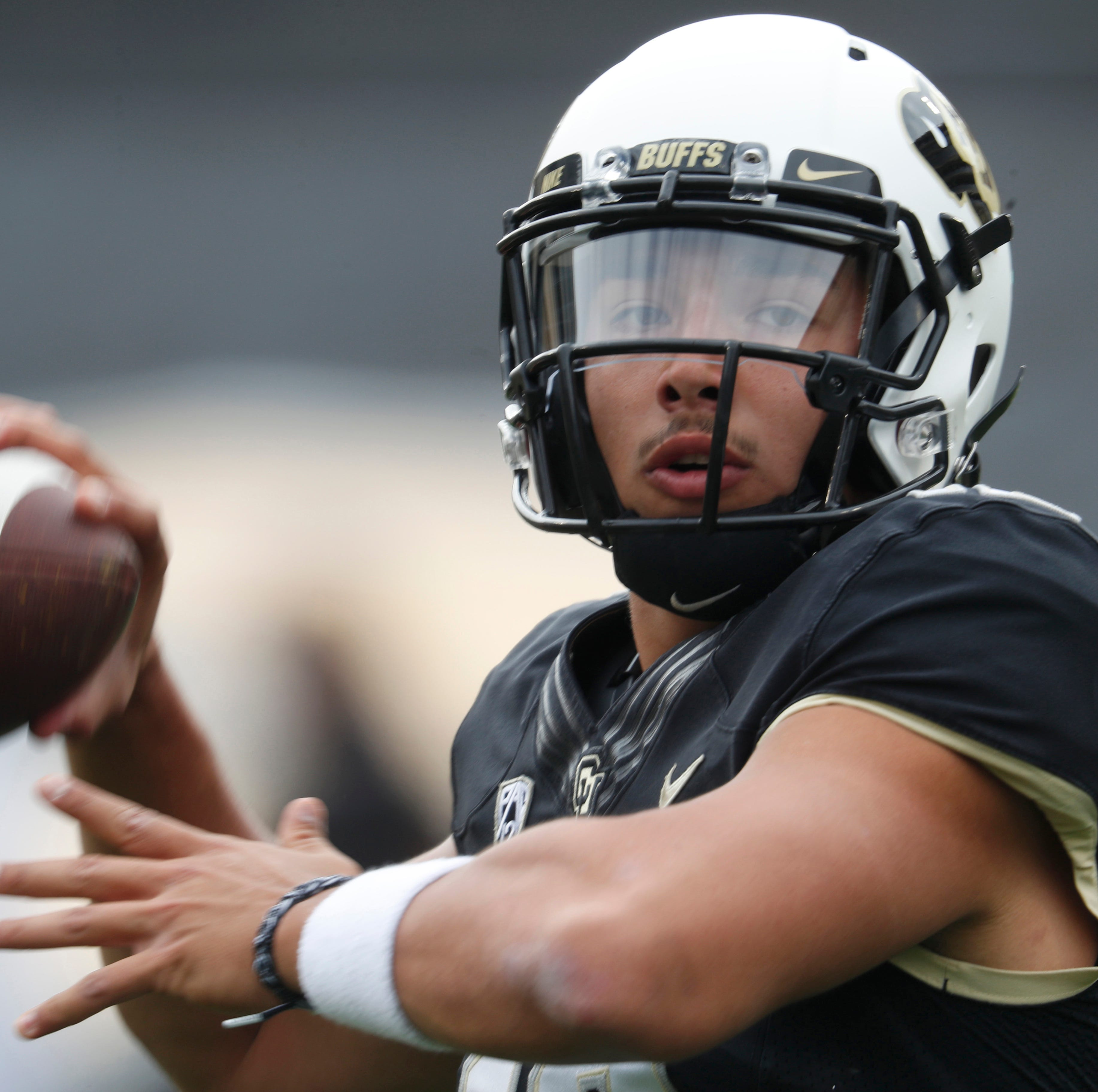 El Paso's Steven Montez leads Colorado Buffaloes to national college football ranking
