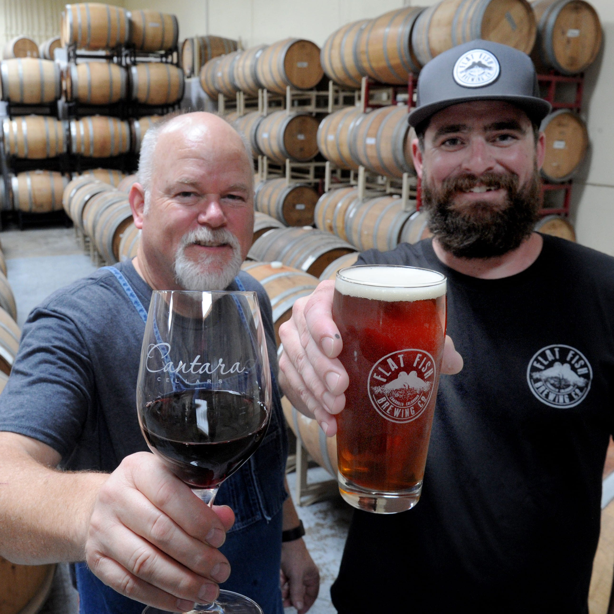 Cafe Society: Wine or beer? This family-owned Camarillo spot makes, serves both at 1 place