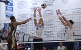 Suffern defeats South 3-1 in boys volleyball