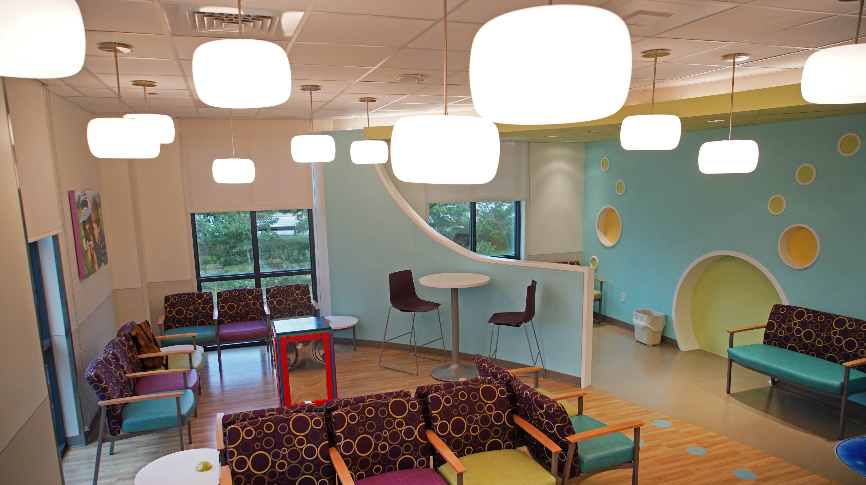 Child Psychiatry Nemours Childrens Health System >> Nemours Opens 20 Million Center For Autism Behavioral Health