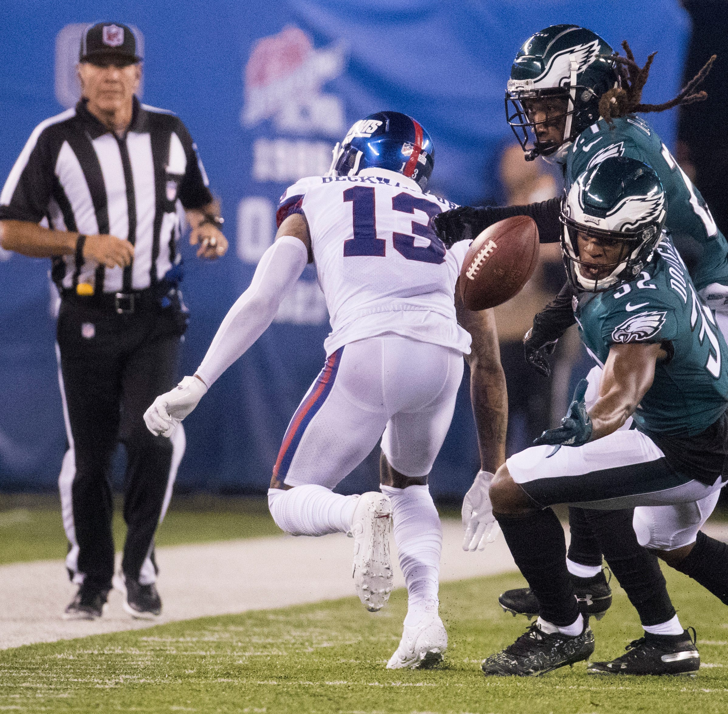 At safety, Eagles find experience not necessary with Rasul Douglas, Avonte Maddox