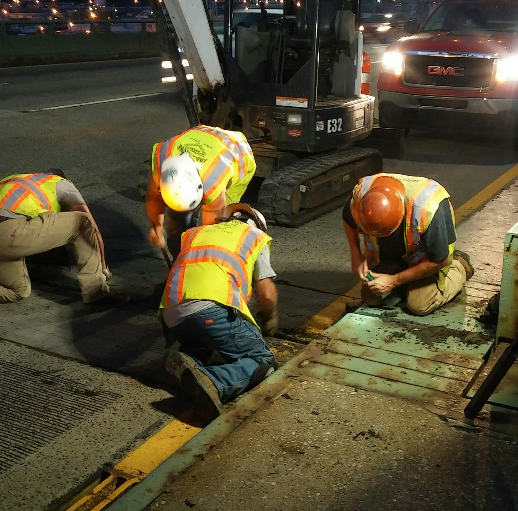 Joint expansion repair on Delaware Memorial Bridge will close lanes starting Monday