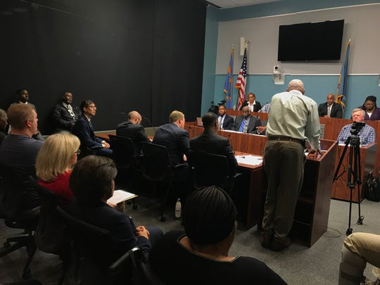 Over two dozen citizens attended a Wilmington City Council Community Development & Urban Planning meeting on Oct. 11 to share their thoughts on a proposal to crack down on vacant and blighted properties.