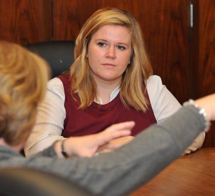 Wichita County Commissioner Precinct 4 Canidate Catie Robinson