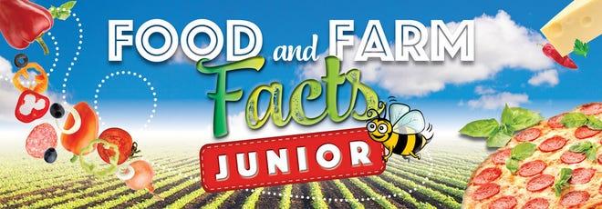 American Farm Bureau Foundation for Agriculture Food and Farm Facts Junior edition.