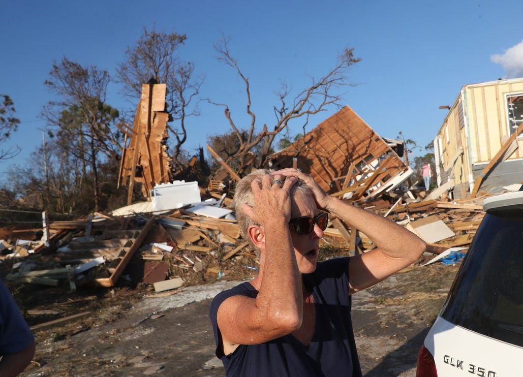 Farewell, Florence and Michael: Names of deadly, destructive hurricanes retired