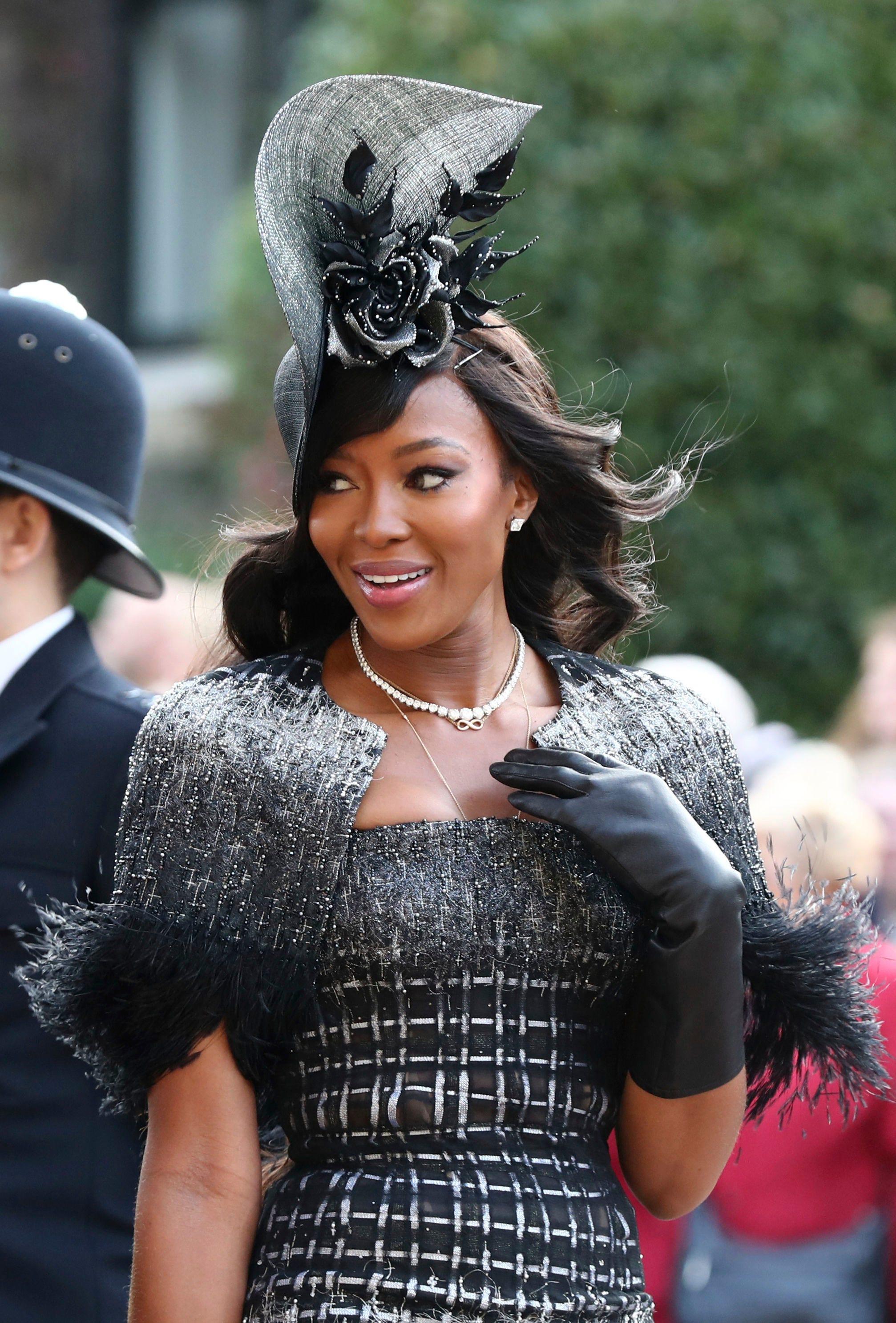 Celebrities flock to Princess Eugenie's royal wedding