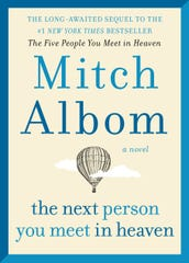"""""""The Next Person You Meet in Heaven"""" by Mitch Albom"""