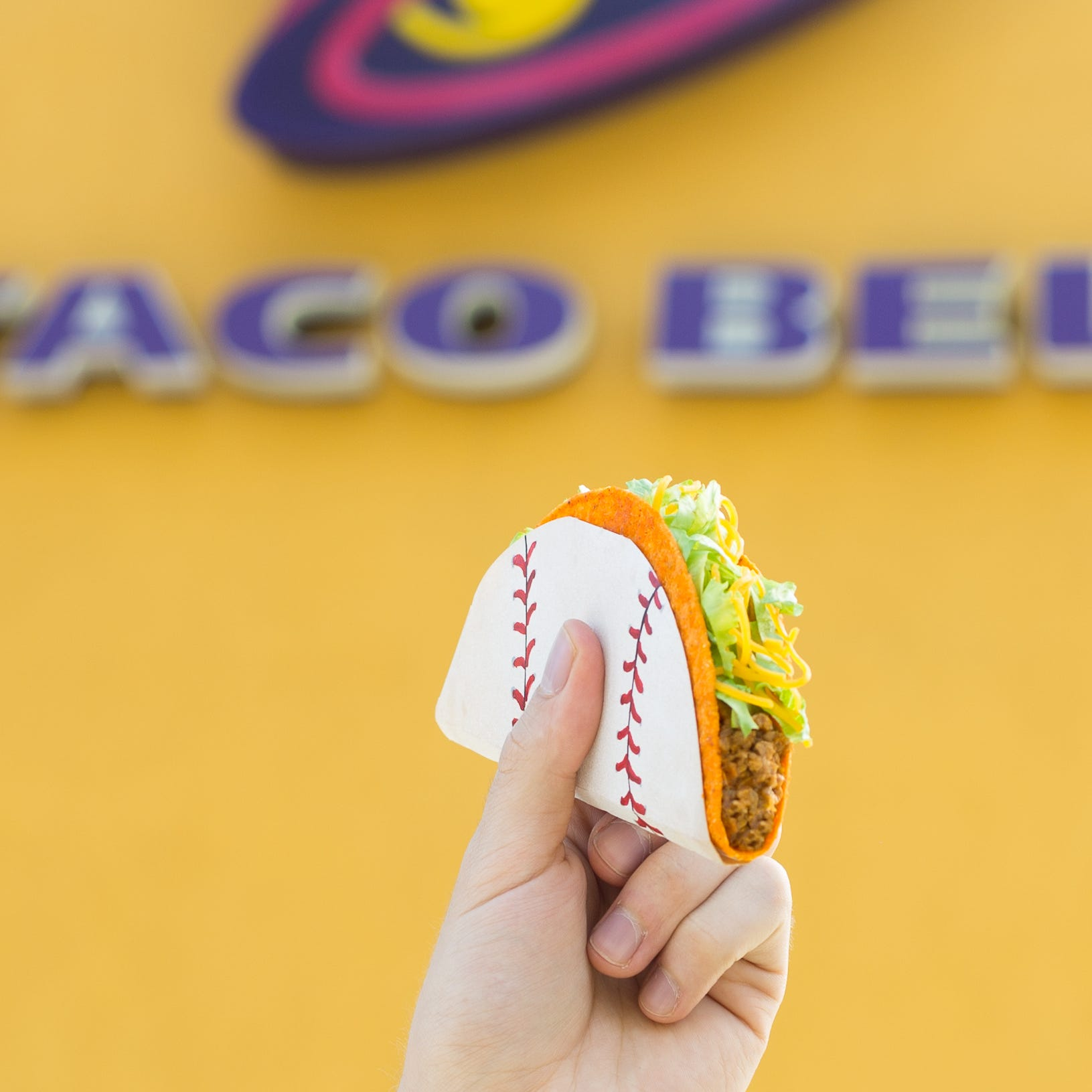 Taco Bell brings back its World Series' 'Steal a Base, Steal a Taco' promotion