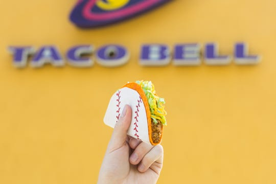 """Taco Bell is bringing back its """"Steal a Base, Steal A Taco"""" promotion."""