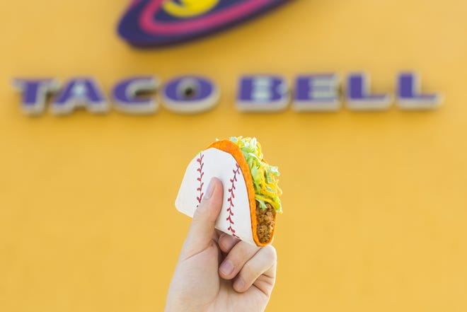 "Taco Bell is bringing back its ""Steal a Base, Steal A Taco"" promotion."