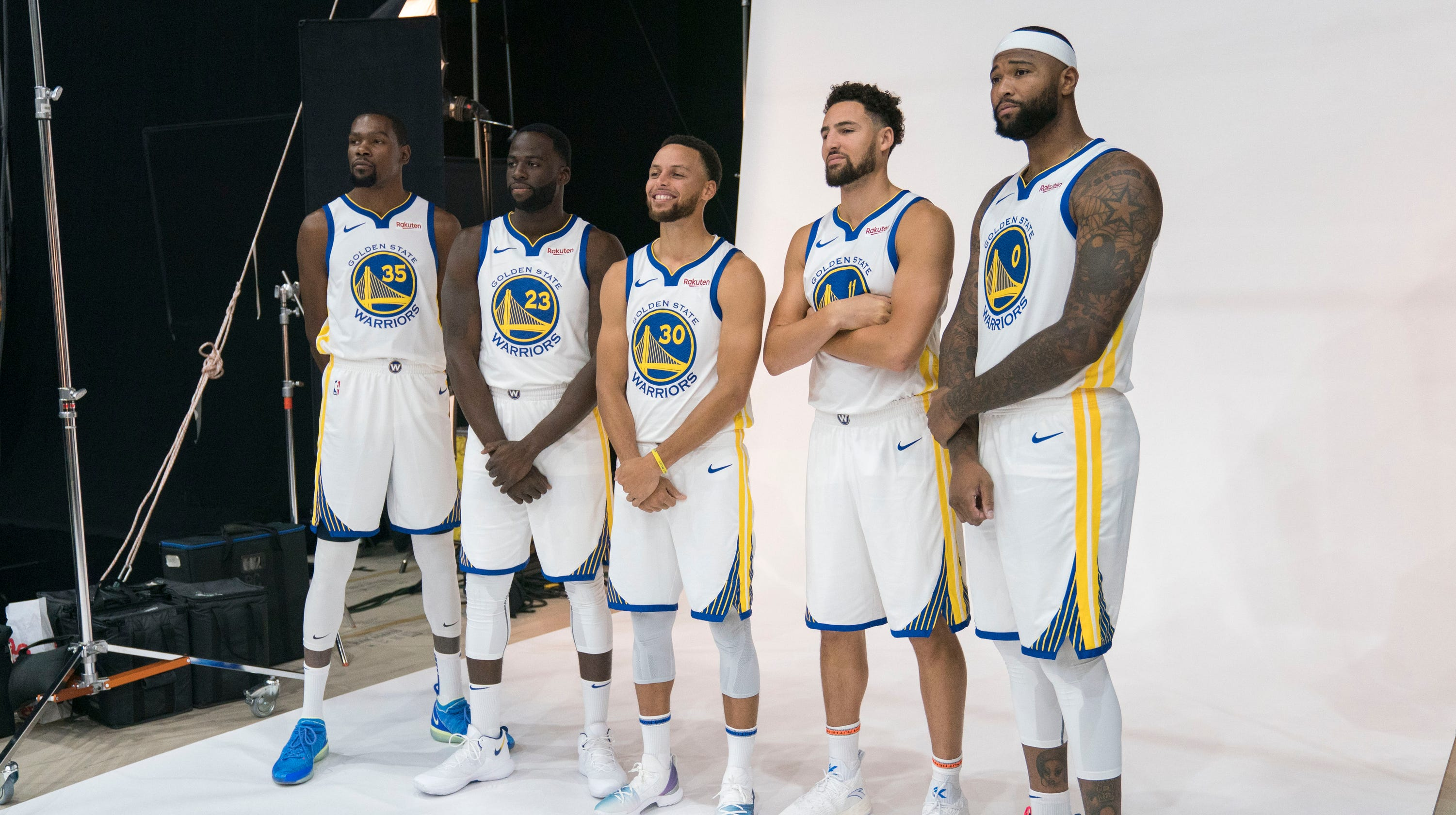 How NBA champion Golden State Warriors could dominate Team USA roster