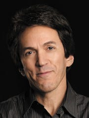 Author Mitch Albom.