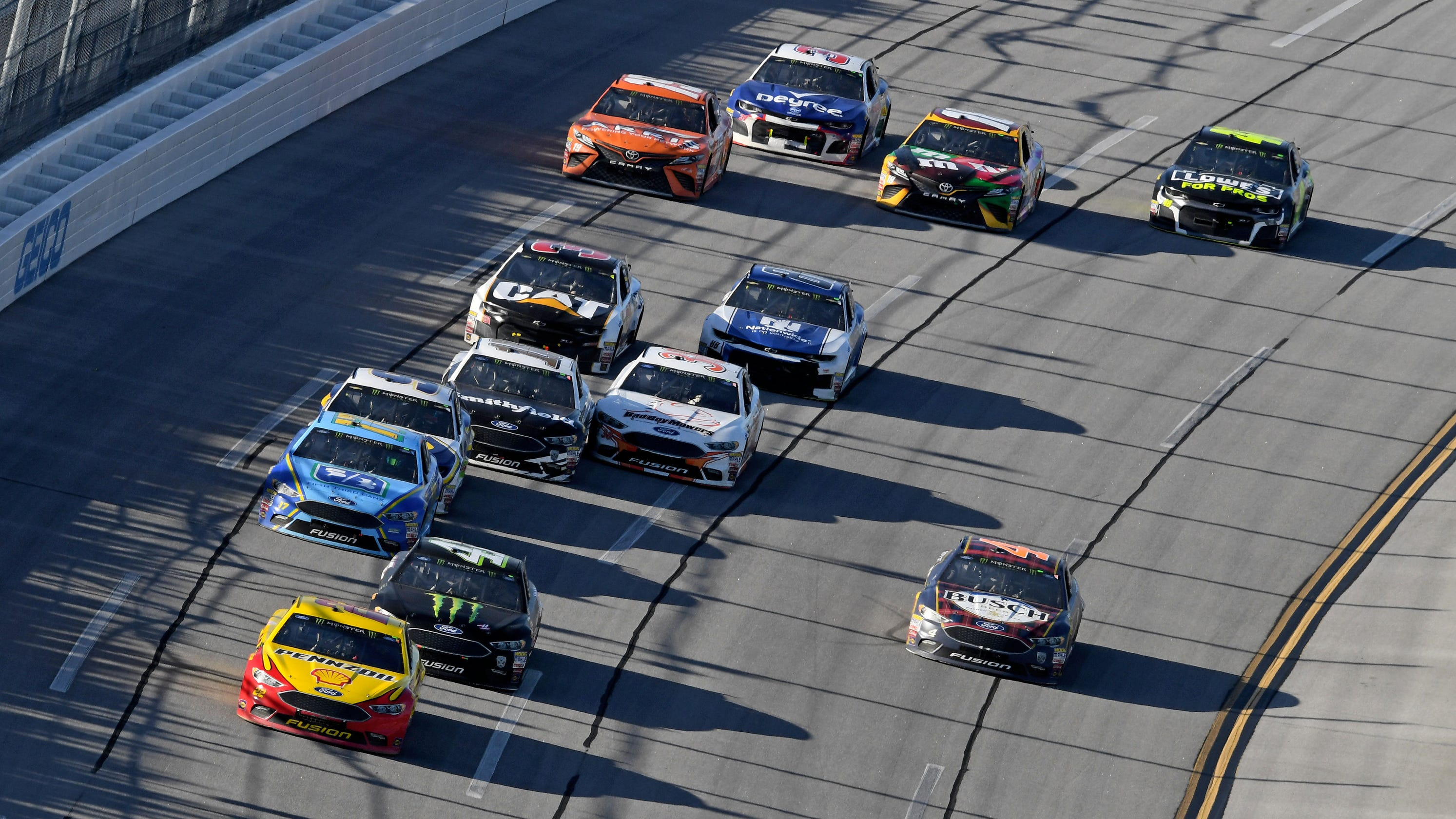 NASCAR Cup playoff race at Talladega 2018: Start time, lineup, TV schedule, more