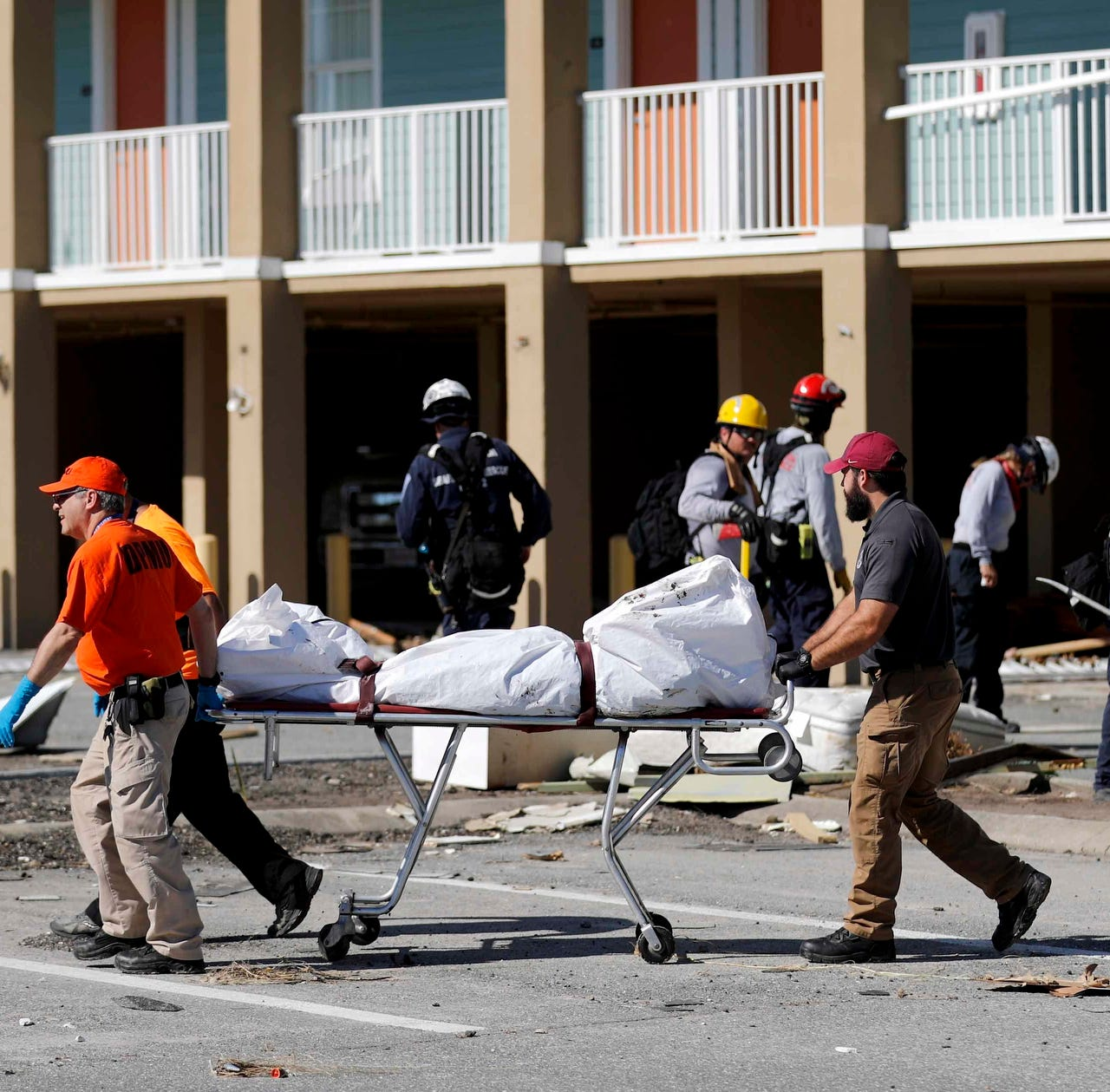 Hurricane Michael death toll rises to as many as 26 after more bodies found in Florida