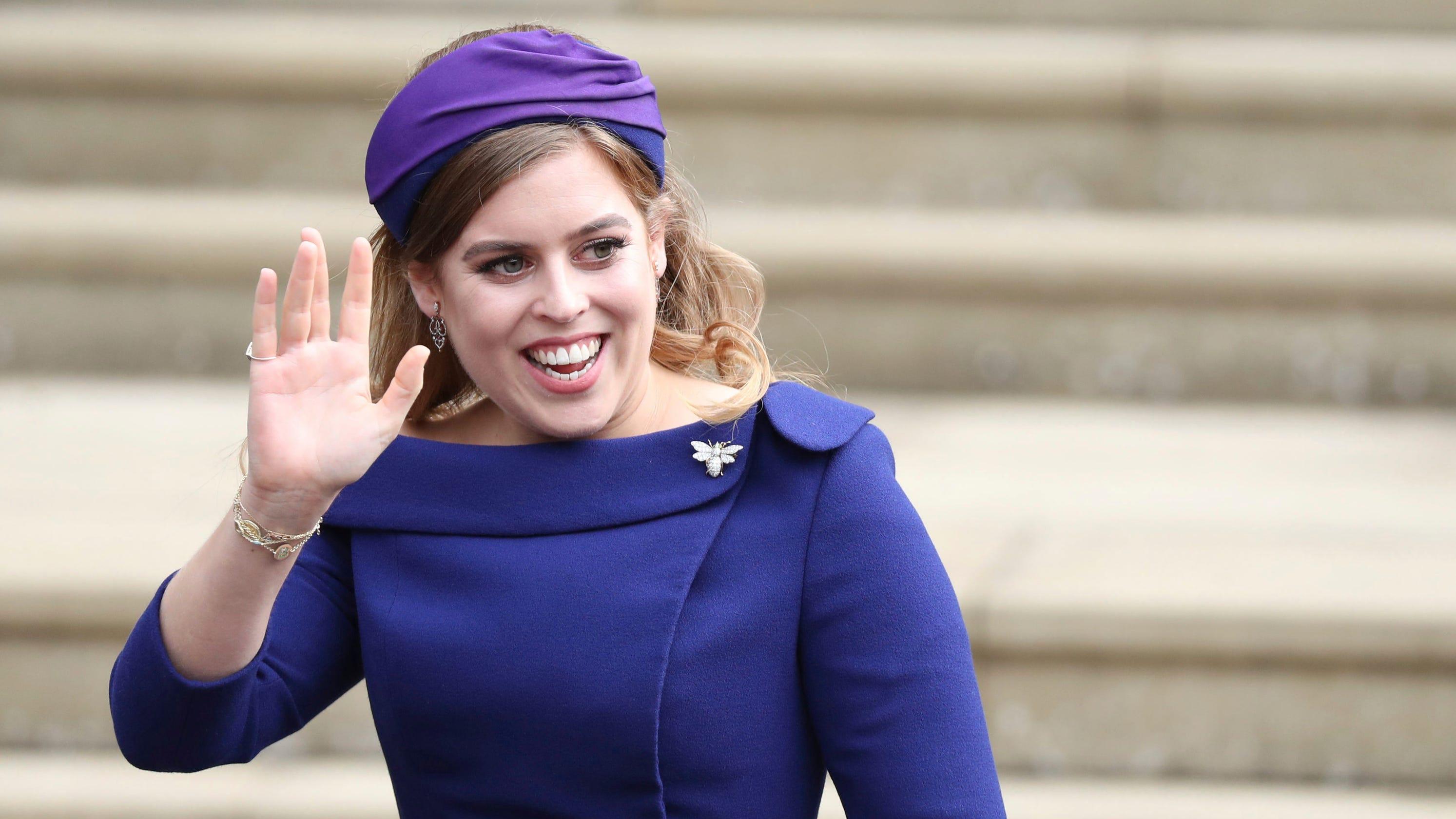 Princess Beatrice of York is engaged! See photos with fiance Edoardo Mapelli Mozzi