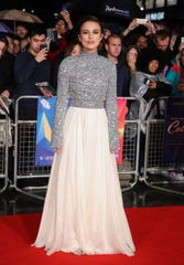 """Knightley clarified her remarks Thursday at the premiere of her new film, """"Collette.'"""
