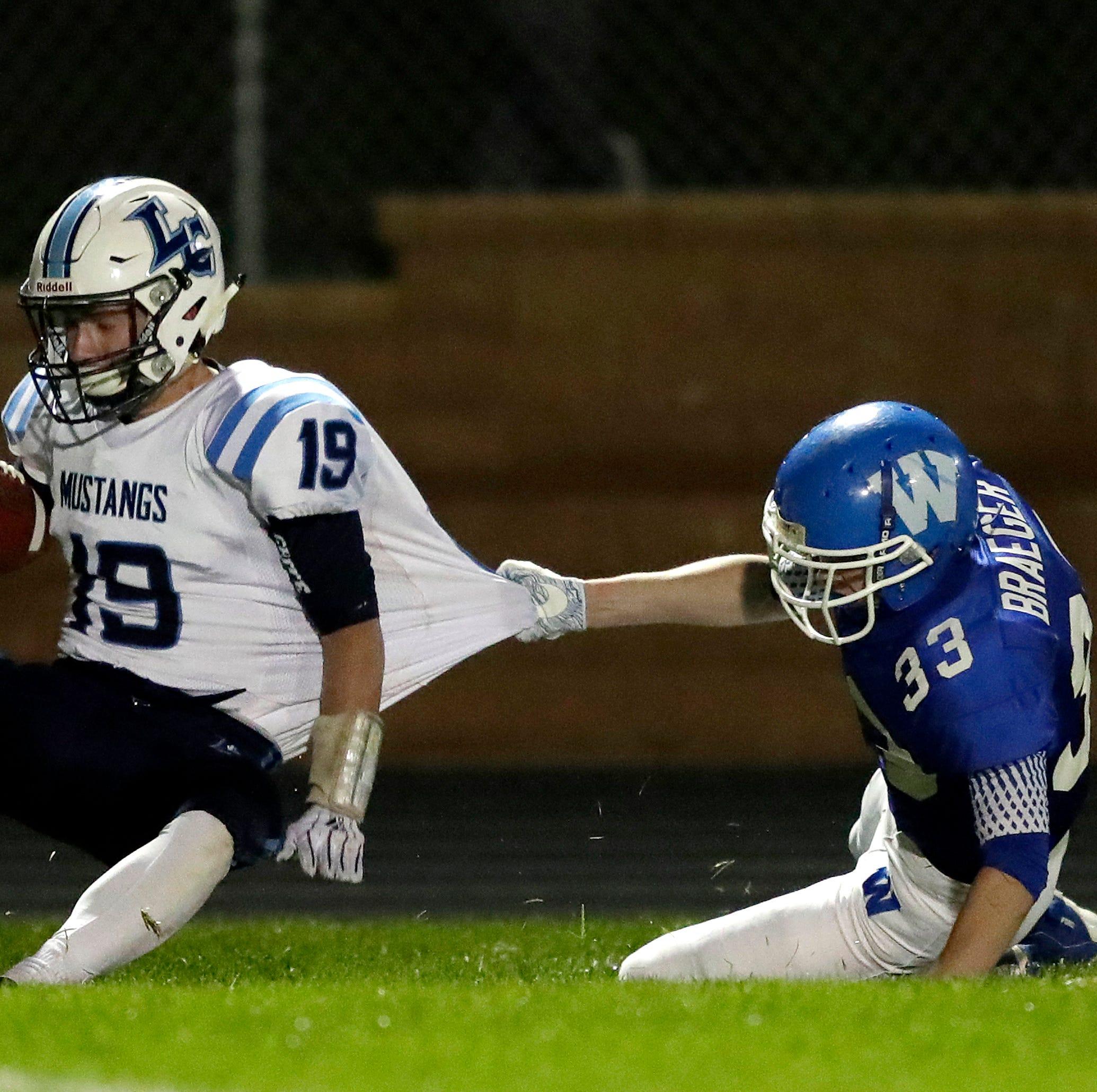 High school football: WIAA playoff pairings released