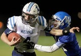 A look at Week 9 action from high school football in the Post-Crescent coverage area