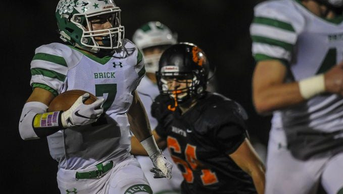 NJ Football: Rivals Brick, Jackson Memorial featured on Red Zone Road Show
