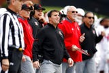Rutgers lost at Maryland on Saturday afternoon, 34-7, in College Park
