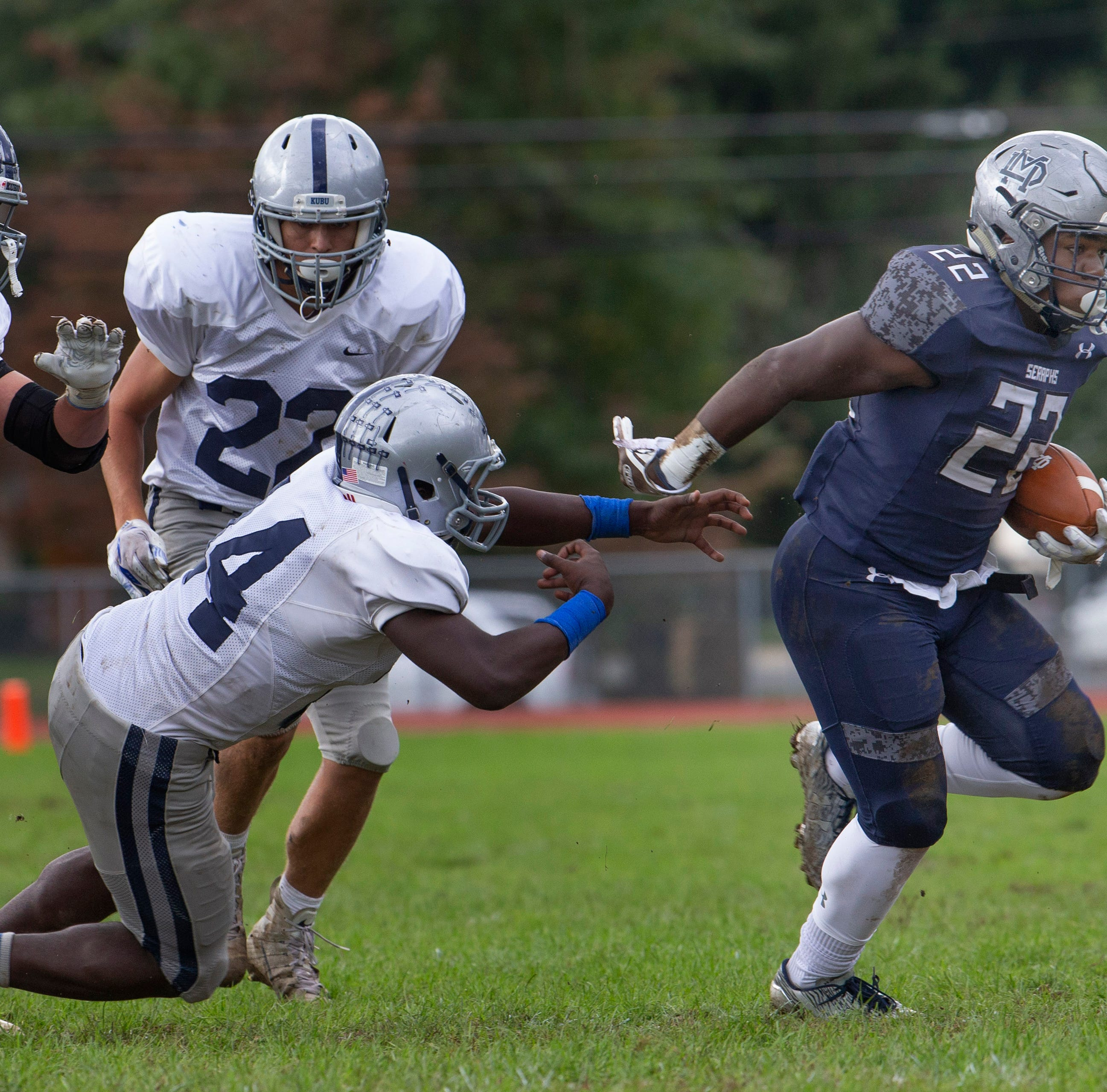 NJ Football: Week 7 Shore Conference scores, recaps, photos, videos