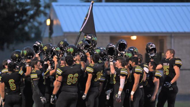 Texas High School Football Scores Oct 11 13